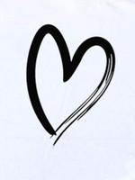 Heart Print Tee (v. 4b58c6dd)