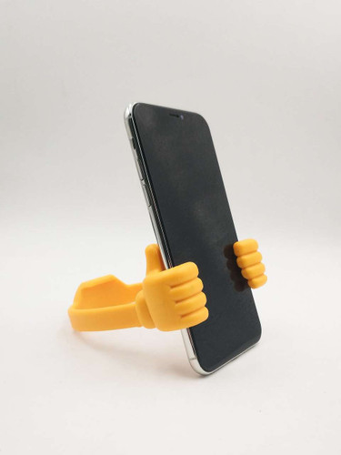 Hand Shaped Clip Phone Stand - ONE COLOR