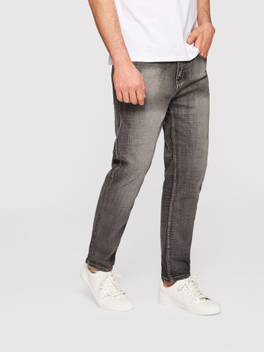 Men Ripped Wash Jeans