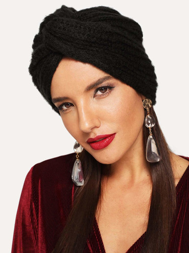 Twist Turban Hat