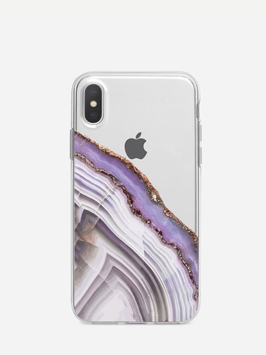 Graphic iPhone Case - ONE COLOR