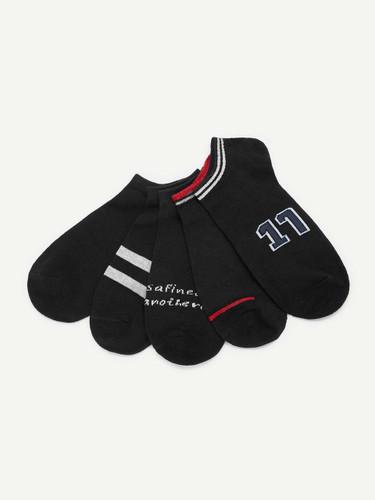 Men Striped Socks 5pairs