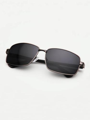 Men Metal Frame Sunglasses - ONE SIZE