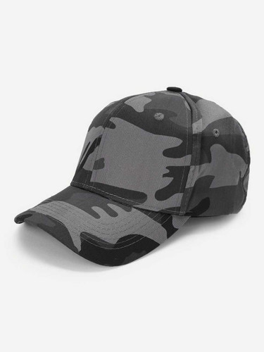 Men Camouflage Baseball Cap