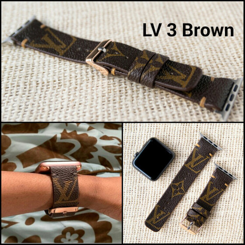 Apple Watch Band Classic LV Monogram (v. 50b87be9)