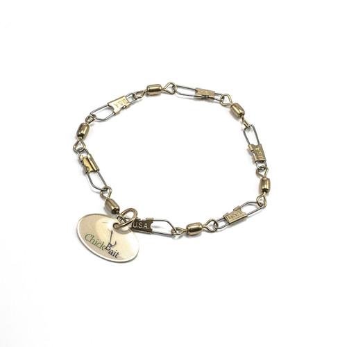 Snap Swivel Charm Bracelet