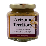 Arizona Territory Mustard w/ Coffee and Sage - 8oz