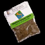 Heavenly Dave's Mediterranean Herb Rub - 3.25oz