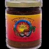 Pina Colada Dessert & Cooking Sauce - 10oz