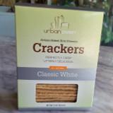 Classic White Crackers - 7.5oz