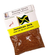 Heavenly Dave's Jamaican Jerk Rub - 3.25oz