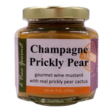 Champagne Honey Mustard w/Prickly Pear - 8oz