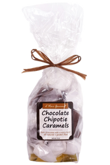 Chocolate Chipotle Caramels - 6oz