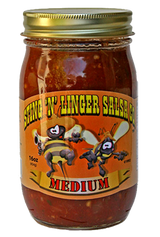 Medium Salsa - 16oz