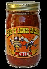 Medium Salsa - 16oz