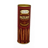 Hazelnut Wafer Rolls- 3oz