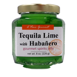 Tequila Lime with Habanero Spirit Jelly - 8oz