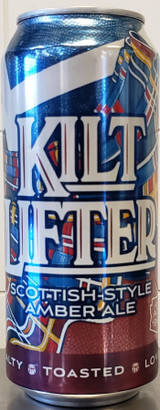 Arizona's Top Craft Beer.  An award winning Scottish Style Ale.  Malt driven roasty goodness.