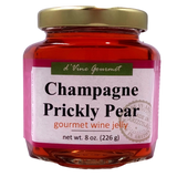 Champagne Prickly Pear Wine Jelly - 8oz