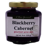 Mixed Berry Cabernet Wine Jam - 8oz