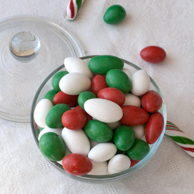 Holiday Chocolate Almonds
