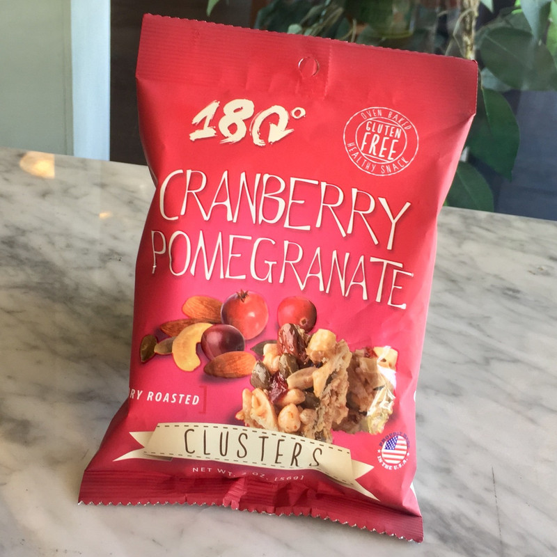 Cranberry Pomegranate Clusters  - 2oz