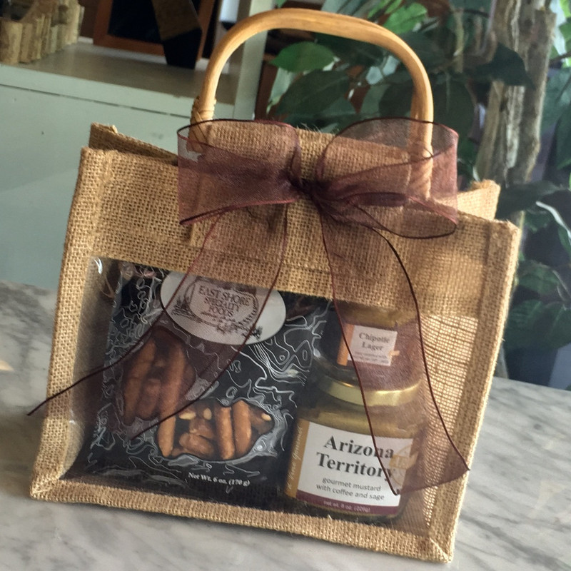 Mustard Gift Bag