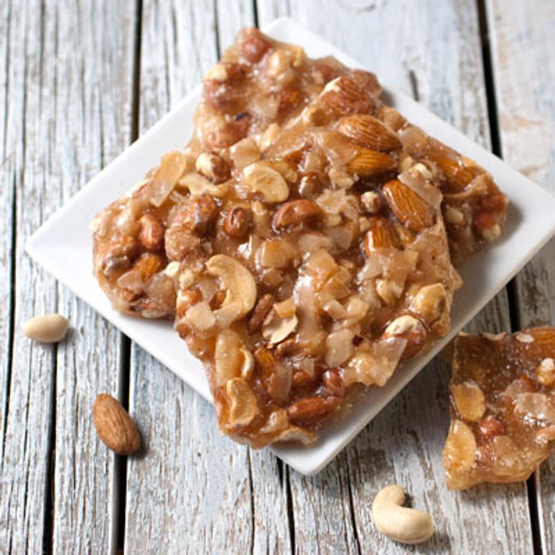 Mixed Nut Brittle - 8oz