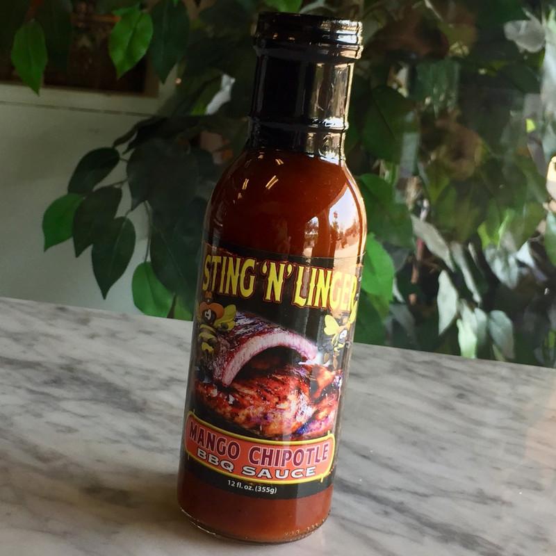 Mango Chipotle BBQ Sauce - 12oz