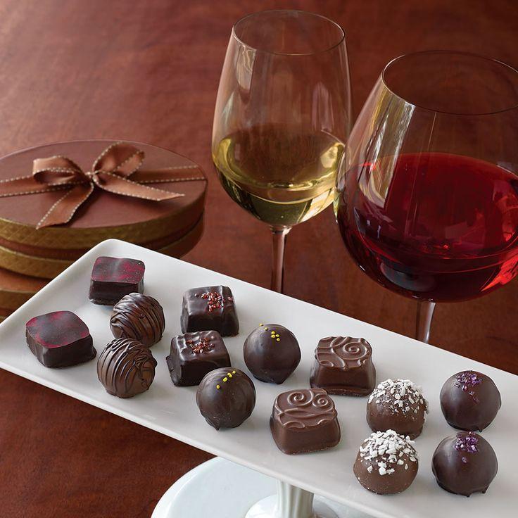 Chocolate and Wine Pairings