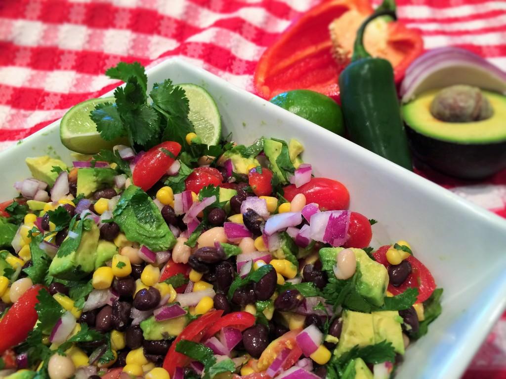 Fiesta Salad!