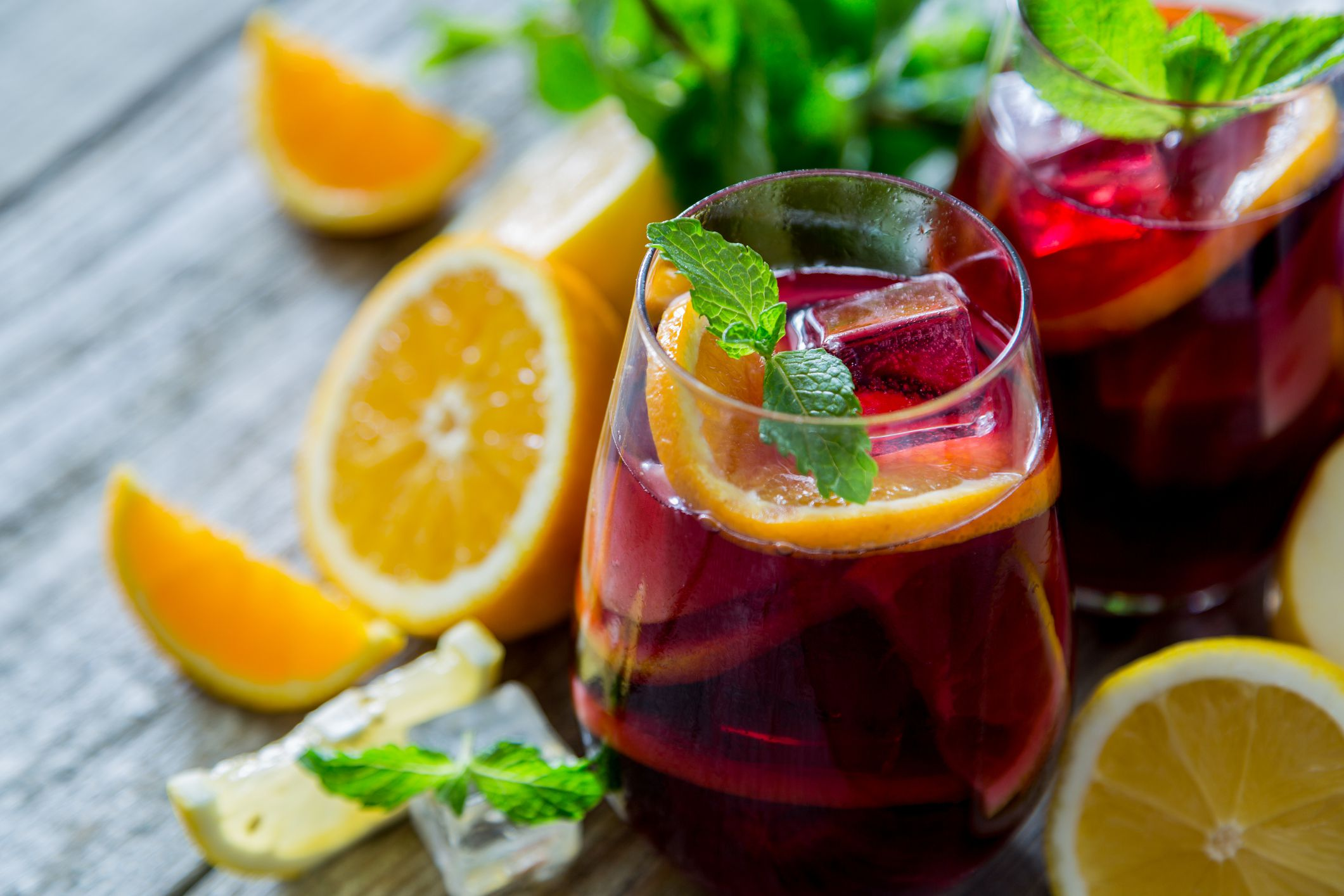 Celebrate Summer with Sangria!