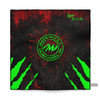 Motiv Red/Green Claw DS Towel