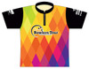 Youth Bowlers Tour - YBT - Dye Sublimated Jersey - YBT001