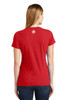 READY-2-SHIP Storm - Bright Red Tee - Ladies Crew