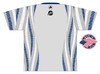 READY-2-SHIP Ebonite DS Jersey Style 0743-EB - VNECK