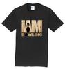 I Am Bowling T-Shirt - Bowling Lane Logo - 9 Colors