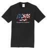 Storm T-Shirt - American Flag Logo - 5 Colors