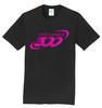 Columbia 300 T-Shirt - Pink Logo - 3 Colors