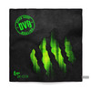 DV8 Green Claw Grunge Sublimated Towel