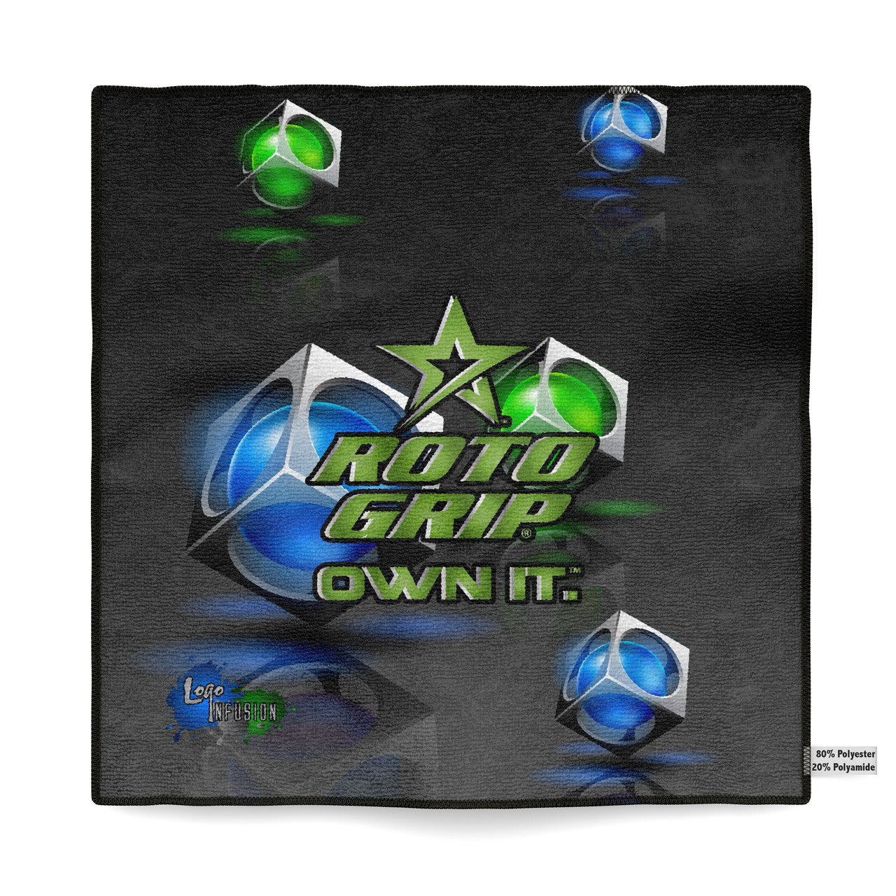 Roto Grip Loaded Dice DS Towel