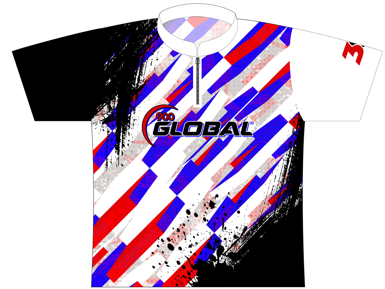 900 Global EXPRESS DS Jersey Style 0155