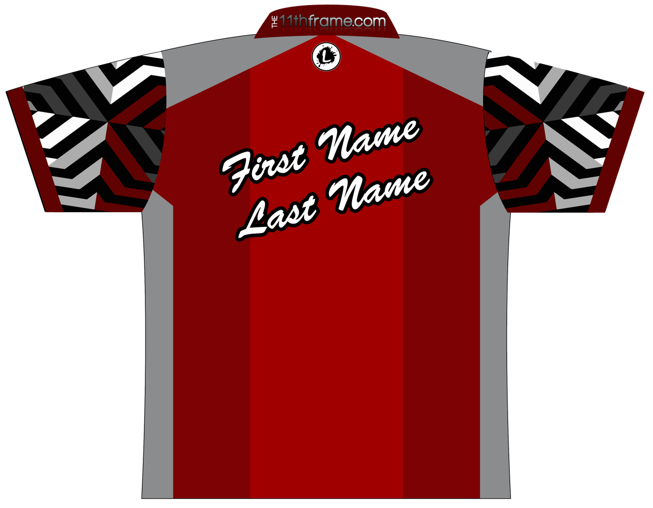 11thFrame.com Style 3 Dye Sublimated Jersey