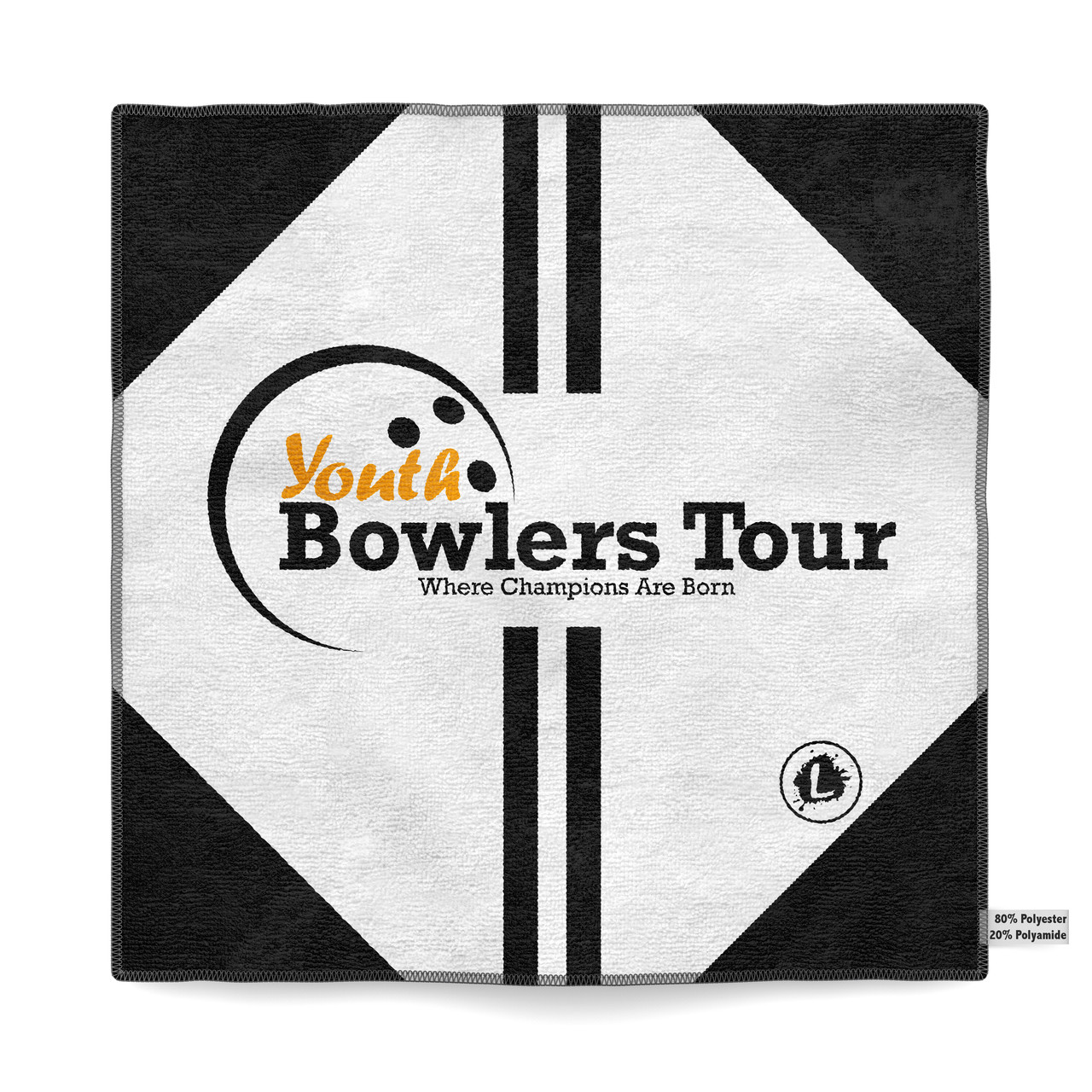 Youth Bowlers Tour - YBT - DS Towel - YBT002