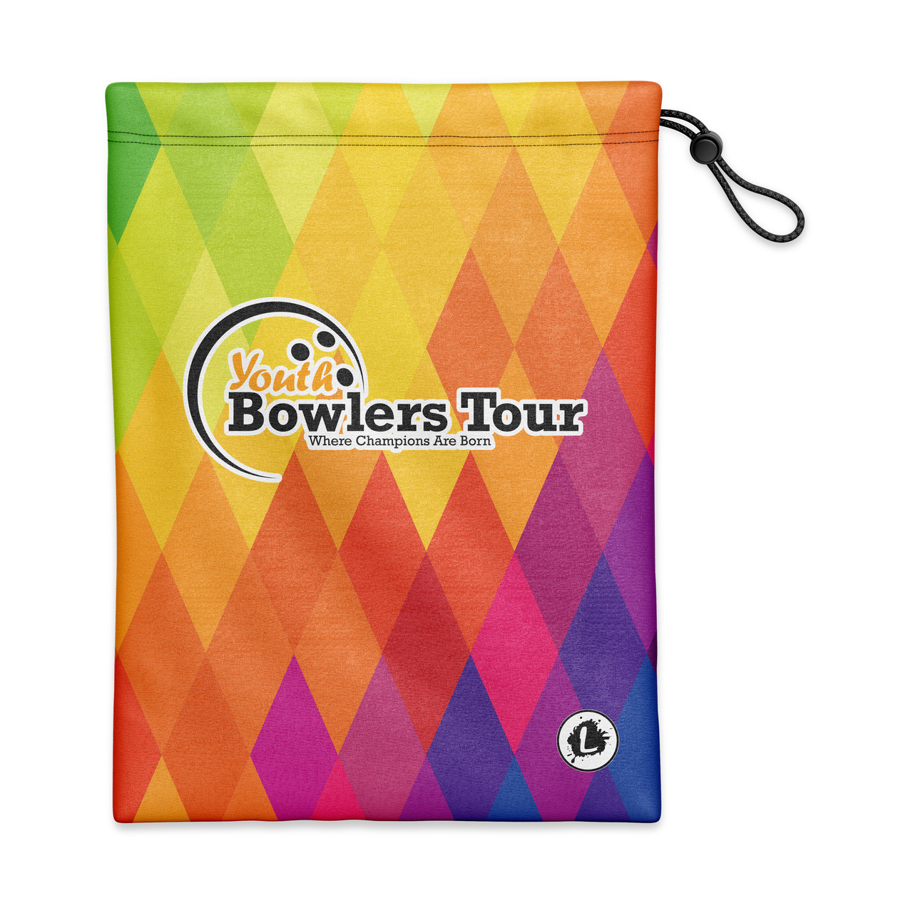Youth Bowlers Tour - YBT - Shoe Bag - YBT001