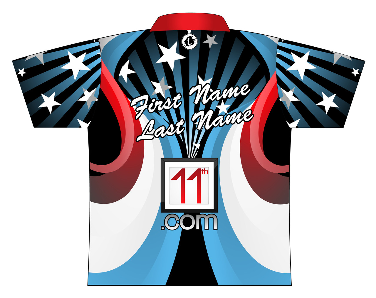 11thFrame.com Style 4 DS Jersey