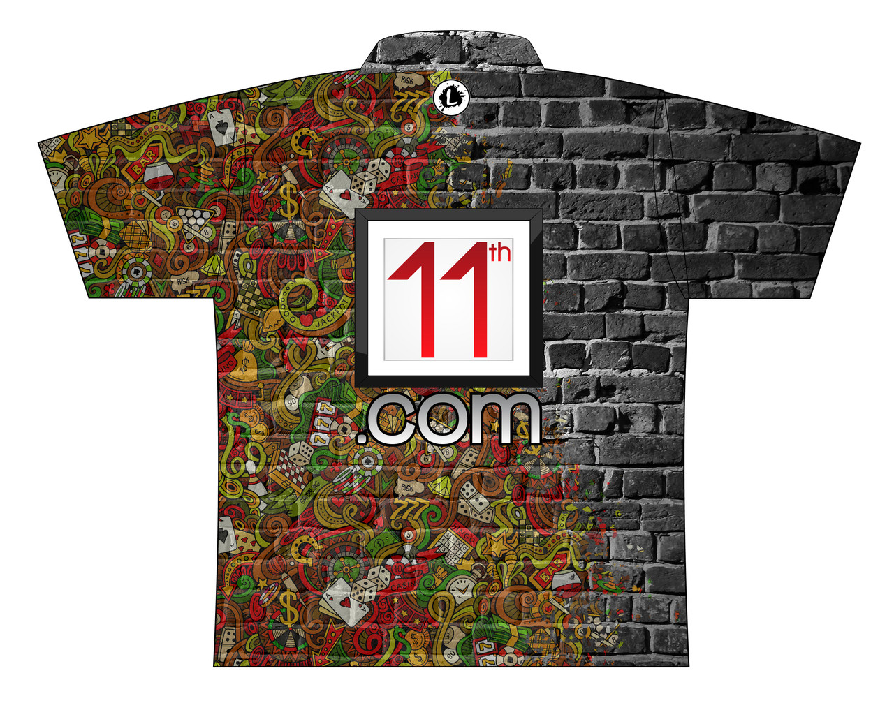 11thFrame.com Style 6 DS Jersey