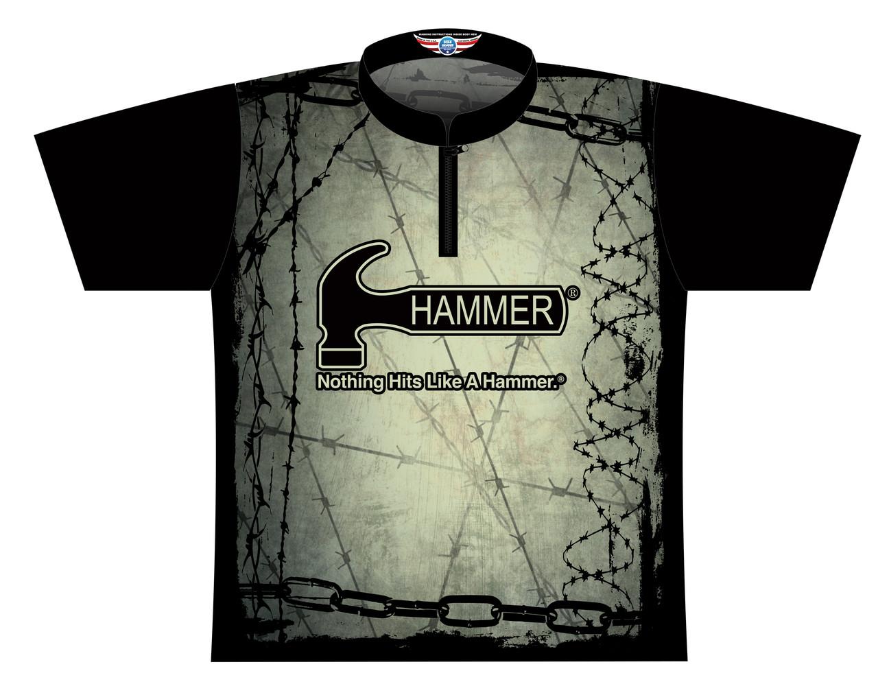 Hammer DS Jersey Style 0355 - SASH COLLAR - (READY-2-SHIP)