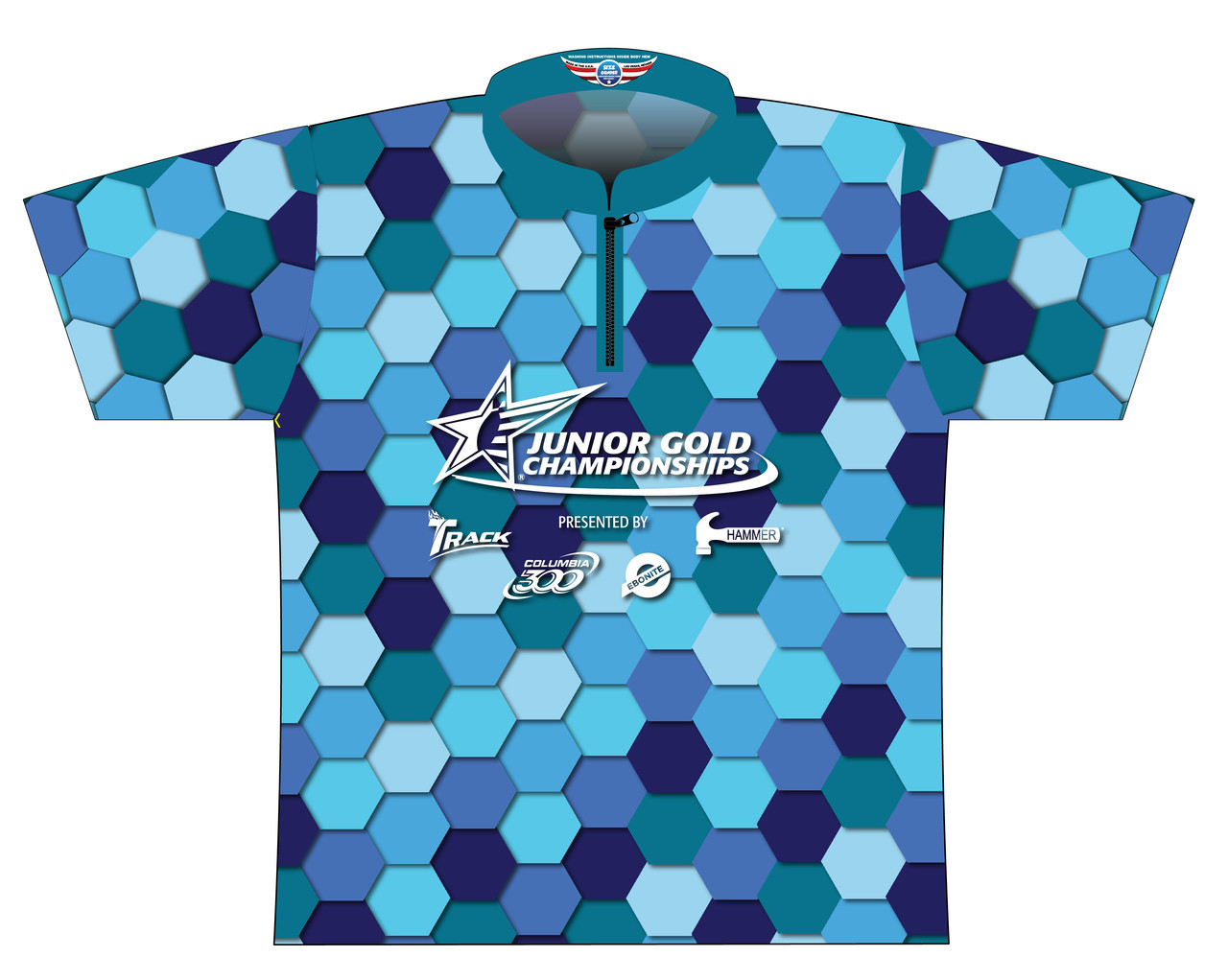 Junior Gold 2019 - Official DS Jersey - JG19_018