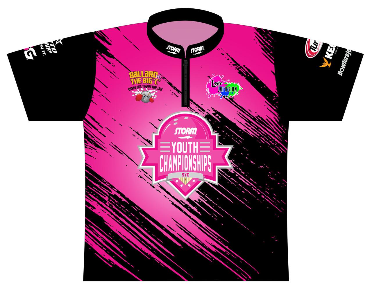 SYC 2019 Las Vegas Dye Sublimated Jersey - SYC41